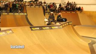 2012 WoodWard West Scooter Pro Best Trick and Demo