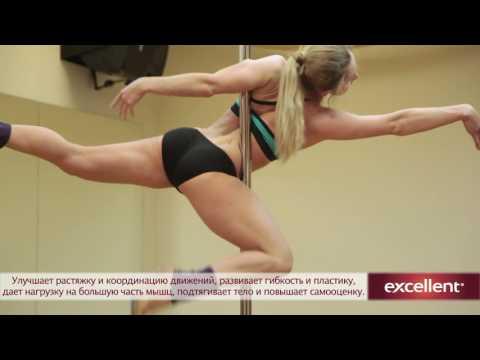Танцевальная аэробика Pole Dance (по записи)