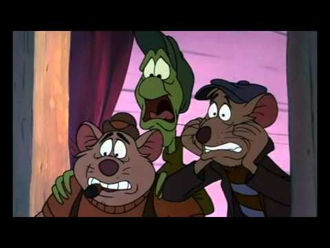 The Great Mouse Detective - The world's greatest criminal mind (lyrics)