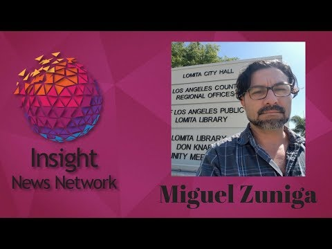 Insight Live with Miguel Zuniga! Progressive Candidate in California!