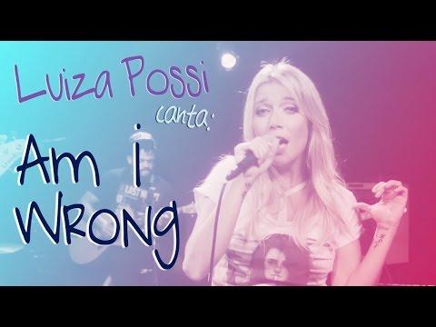 Luiza Possi - Am I Wrong Nico & Vinz  Lab LP