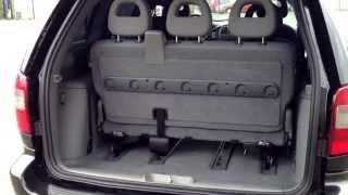 Chrysler Voyager 2.8 CRD SE Year 2005 Video