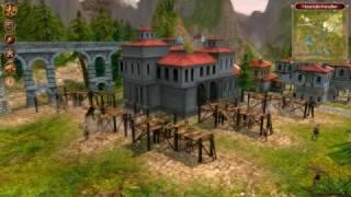 Glory of the Roman Empire - gameplay