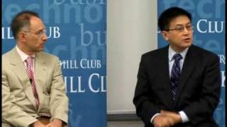 Breakfast with California State Controller John Chiang, in conversation with Michael Moritz