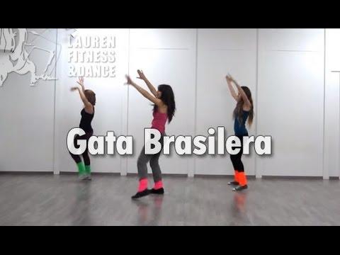 Zumba ® fitness class with Lauren- Gata Brasilera