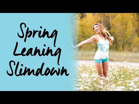 Spring Leaning Slimdown | POP Pilates