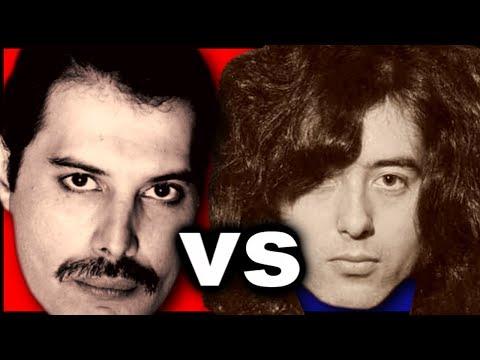 Tigman - Queen Vs Led Zeppelin