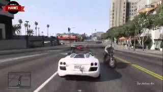 Grand Theft Auto 5   Gameplay Mission 2   Real GTA 5 Gameplay