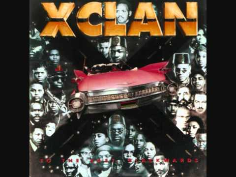 X-Clan - Verbs of Power