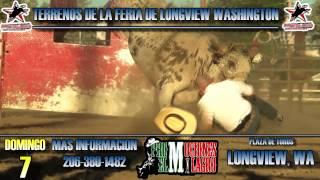 SPOT: JARIPEO con Banda Yurirense en LONGVIEW, WASHINGTON (1080p HD)