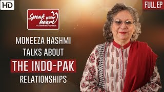 Moneeza Hashmi | The Trendsetter | Women Empowerment | Speak Your Heart With Samina Peerzada