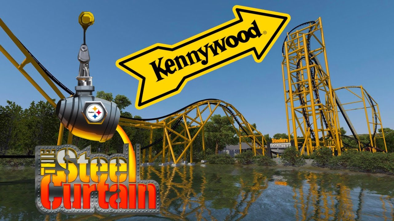 Steel Curtain POV New Roller Coaster Coming To Kennywood