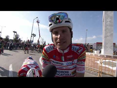 Fausto Masnada - intervista post-gara - tappa 5 - Vuelta a Andalucía 2019