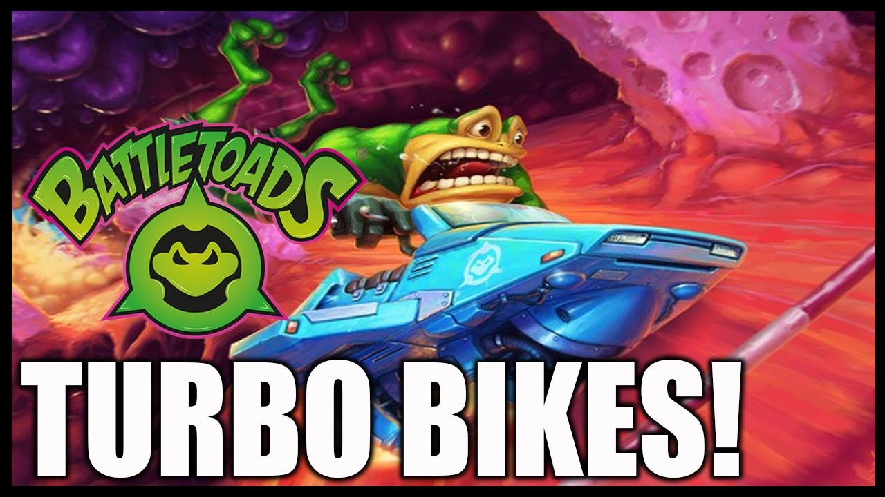 Battletoads Episode #3 - These Turbo Bikes are Rentals! - #Battletoads @Xbox
