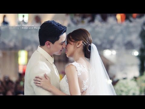 Maine and Alden's Wedding:   The Same Day Edit