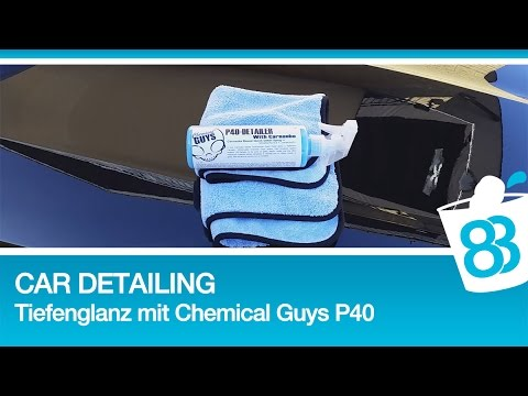 83metoo car detailing tiefenglanz mit chemical guys p40. Black Bedroom Furniture Sets. Home Design Ideas