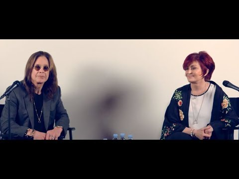Ozzy Osbourne and Sharon press conf for last tour but 'Ozzfest' to continue...