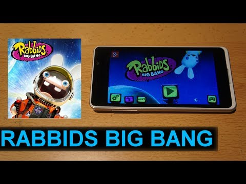 Probando Rabbids Big Bang Videos De Viajes