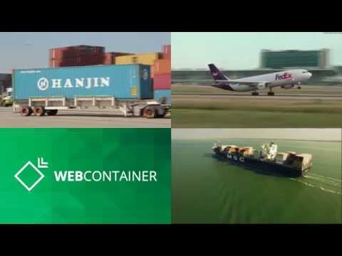 Presentazione Web Container sb