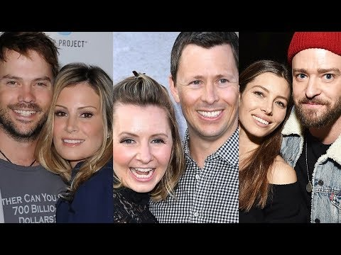 7th Heaven ... and their real life partners