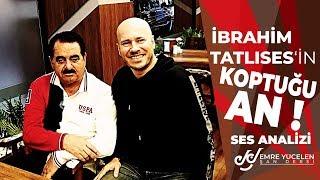 Gambar cover İbrahim Tatlıses'in Koptuğu An ! Ses Analizi