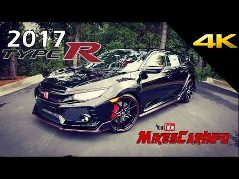 2017 2018 Honda Civic Type R - Ultimate In-Depth Look In 4K