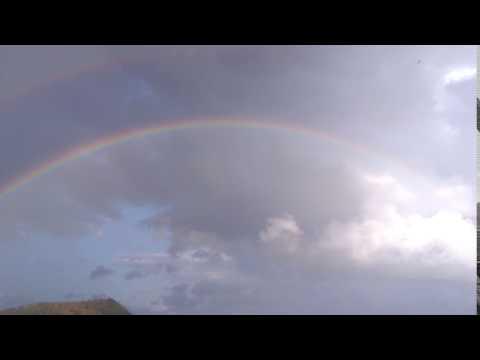 Comoros - Beautiful - Dual Rainbow (3)