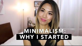 Minimalism: Why I Started | beautybitten