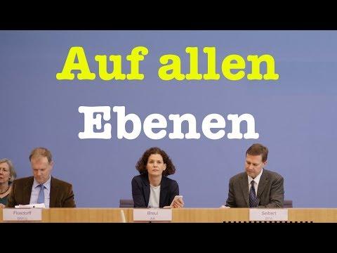 18. Dezember 2017 - Komplette Bundespressekonferenz