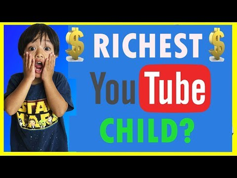 6 Year Old Ryan Made $11 Million In One Year Reviewing Toys On YouTube - Ryan ToysReview thumbnail