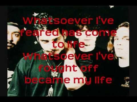 Soundgarden-Fell on black days + Lyrics