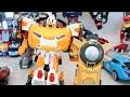 Robot transformador Robot Transformaci�n de coches