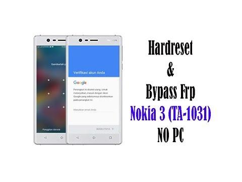 hardreset nokia 6.1 plus TA-1116 || lupa pola/sandi 1000% work || JKS opreker handphone.