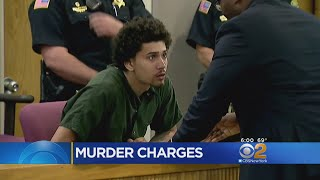 Download Video Mother Shouts At Teen Accused In Girl's Murder MP3 3GP MP4