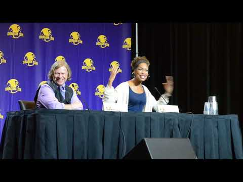 DragonCon 2018  Friday  Firefly Panel  Gina Torres  Part 1 of 3