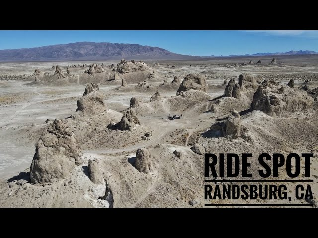 Ride Spot: Randsburg, CA