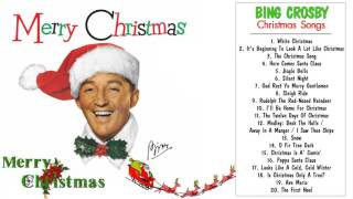 Christmas Songs By Bing Crosby The Most Famous Bing