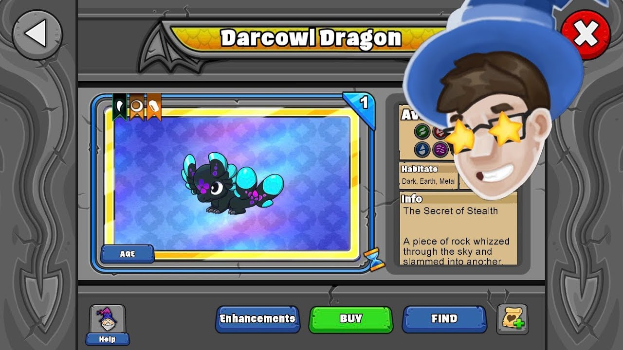 Dragonvale How to breed Snootroot Dragon  by G-Man Dragonvale