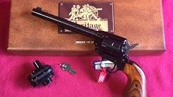 Heritage Rough Rider 22LR Single Action Revolver