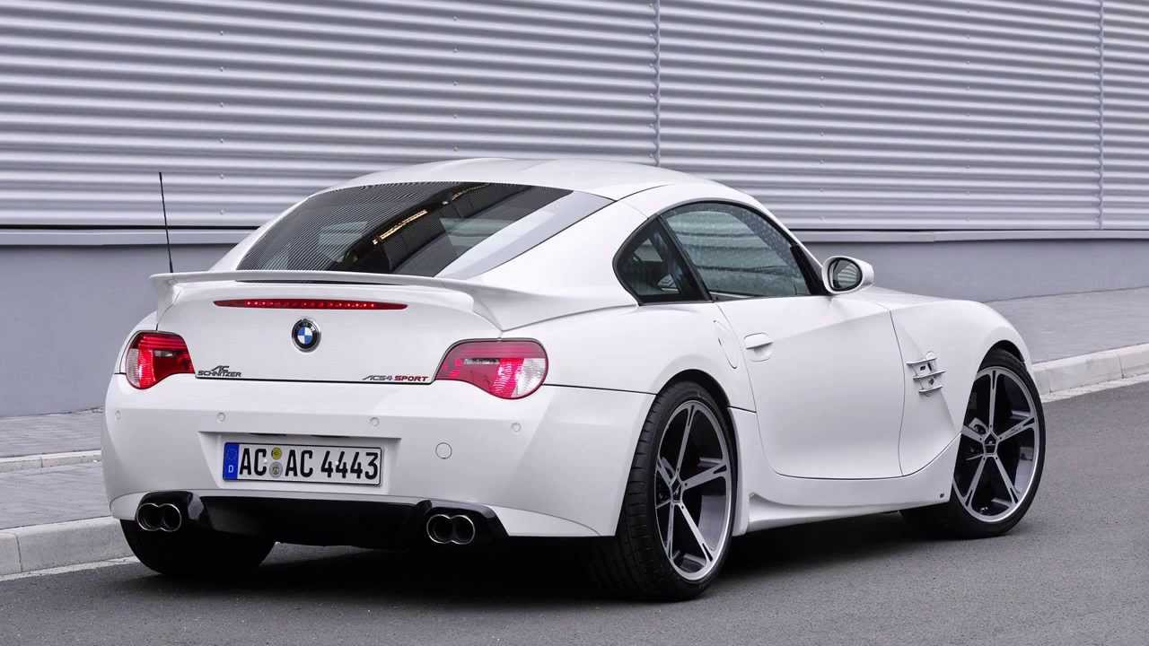 Ac Schnitzer Acs4 Z4 Sport Coupe 2007 Youtube