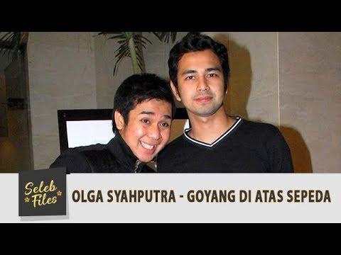 Seleb Files: Digonceng Raffi, Olga Syahputra Goyang di Atas Sepeda - Episode 112