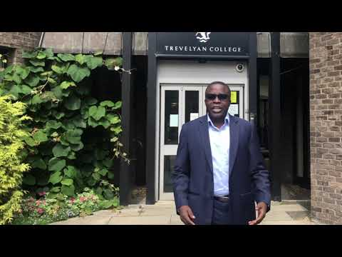 Greetings from Trevelyan's new Principal