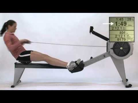 Rowing with Greater Intensity