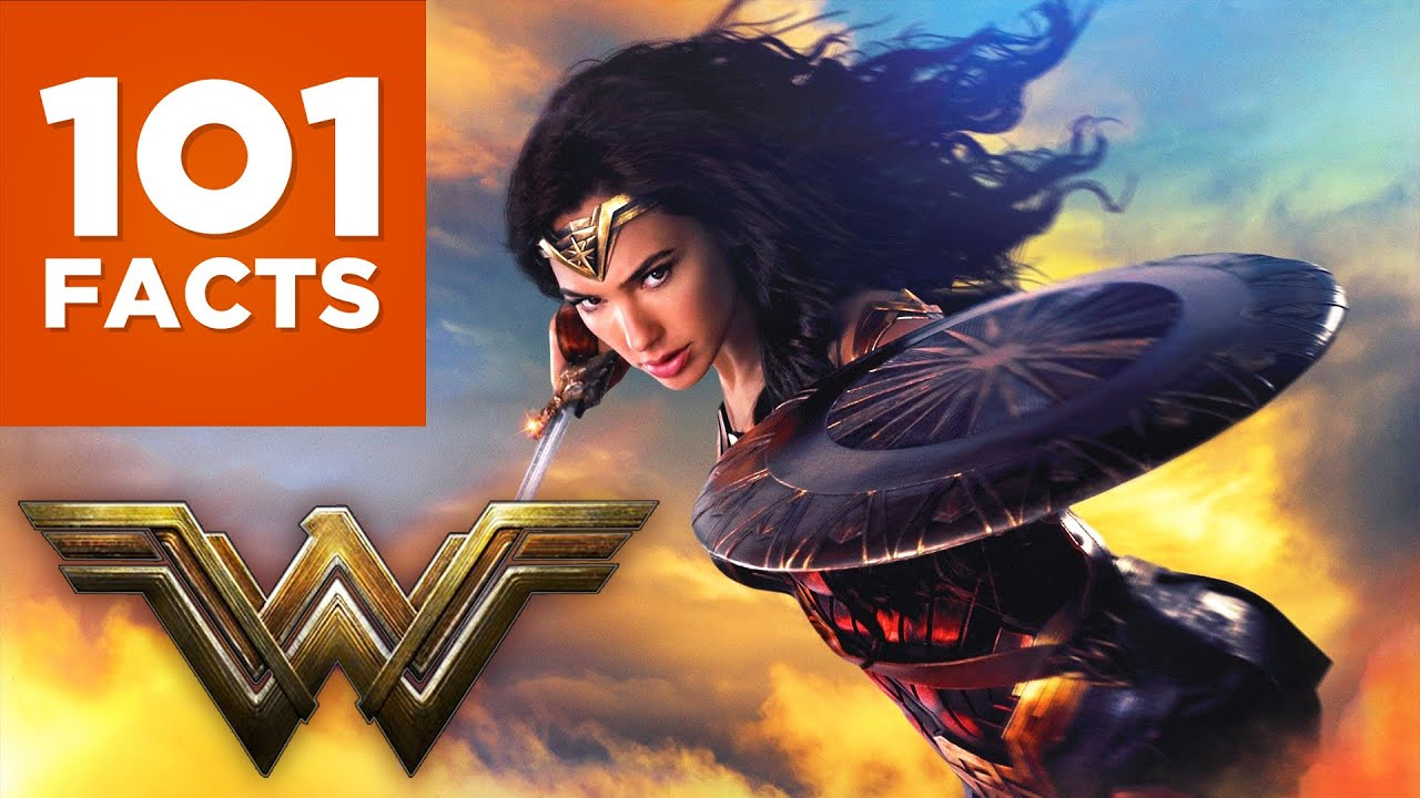101 facts about wonder
