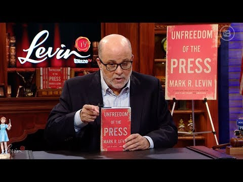 AM Tampa Bay - Mark Levin -  UNFREEDOM OF THE PRESS