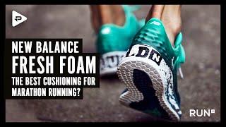 NEW BALANCE FRESH FOAM - Best cushioning for marathon running?