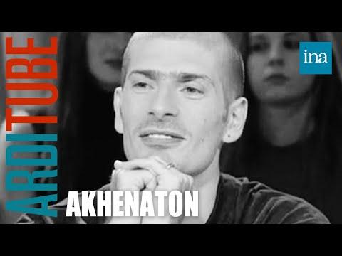 Interview biographie d Akhénaton - Archive INA