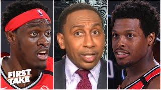 Stephen A.: Look out for the Raptors this season! | First Take
