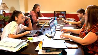 Remote Learning is the New Reality for Kids and Teens
