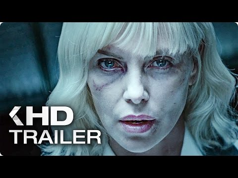 ATOMIC BLONDE Red Band Trailer (2017)